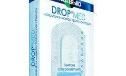 MEDICAZIONE ADESIVA MASTER-AID DROP MED 14X14 5 PEZZI