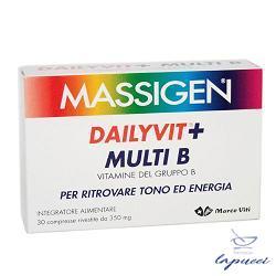 DAILYVIT MULTI B VITAMINE DEL GRUPPO B 30 COMPRESSE