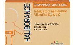 HALIBORANGE 30 COMPRESSE MASTICABILI 450MG