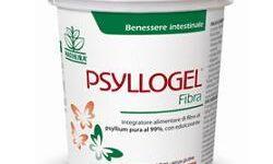 PSYLLOGEL FIBRA ARANCE ROSSE VASO 170 G