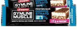 ENERVIT GYMLINE MUSCLE PROTEIN BAR 27% DOPPIO STRATO COCCO-CIOK