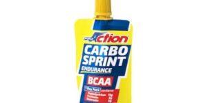 PROACTION CARBO SPRINT ENDURANCE BCAA AL LIMONE 50 ML