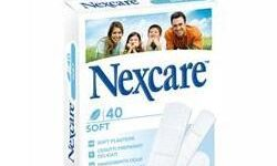 CEROTTO NEXCARE SOFT 40 PEZZI ASSORTITI