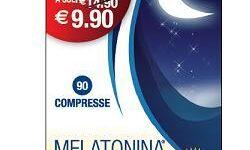 MELATONINA ACT 1MG  FORTE 5 COMPLEX 90 COMPRESSE