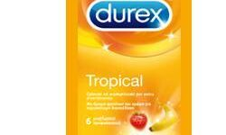 PROFILATTICO DUREX TROPICAL EASY ON 6 PEZZI