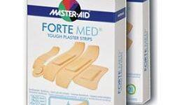 CEROTTO MASTER-AID FORTE MED 2 FORMATI 20 PEZZI