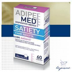 ADIPE MED SATIETY FAME RIDOTTA CON SATIONIL 60 COMPRESSE
