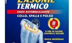 LASONIL TERMICO COLLO/SPALLE/POLSO 3 FASCE AUTORISCALDANTI