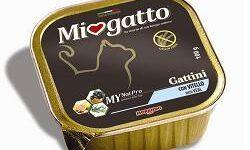 MIOGATTO GATTINI VITELLO GRAIN FREE 100 G