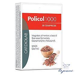 POLICOL 1000 30 COMPRESSE 33 G