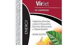 VIR JET 20 COMPRESSE 22 G LINEA ENERGY