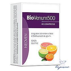 BIOVENUM 500 60 COMPRESSE 48 G LINEA NEOVEN