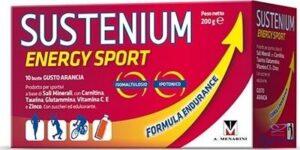 SUSTENIUM ENERGY SPORT 10 BUSTINE