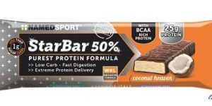 STARBAR 50% PROTEIN COCONUT HEAVEN 50 G