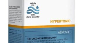 TONIMER LAB AEROSOL 18 FLACONCINI 3 ML MONODOSE