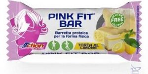PROACTION PINK FIT BAR TORTA LIMONE 30 G