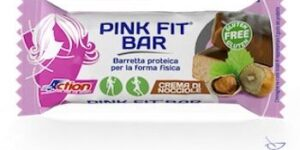 PROACTION PINK FIT BAR NOCCIOLE 30 G