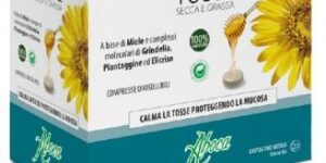 GRINTUSS ADULTI 20 COMPRESSE CON POLIRESIN 1,5 G