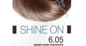 BIONIKE SHINE ON COLORE BIONDO CIOCCOLATO