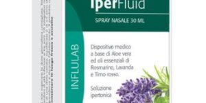 LDF IPERFLUID SPRAY NASALE 30 ML