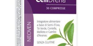 LABORATORIO DELLA FARMACIA CELLDRENA 30 COMPRESSE LINEA NEOVEN