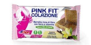 PROACTION PINK FIT COLAZIONE BARRETTA ALLA VANIGLIA 40 G
