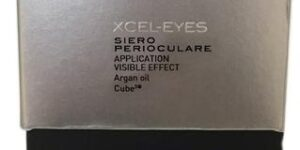 HINO NATURAL SKINCARE PROS XCEL EYES SOLUTION SIERO OCCHI PERIO