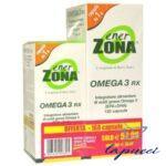 ENERZONA OMEGA 3 RX 120 48 CAPSULE OFFERTA CONVENIENZA