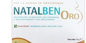 NATALBEN ORO 28 BUSTINE