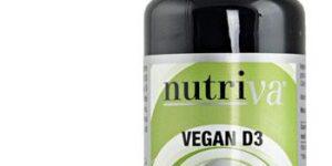 NUTRIVA VEGAN D3 GOCCE 50 ML