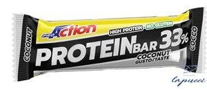 PROACTION PROTEIN BAR 33% COCCO 50 G