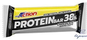 PROACTION PROTEIN BAR 38% CIOCCOLATO 80 G