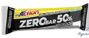 PROACTION ZERO BAR 50% CIOCCOLATO 60 G
