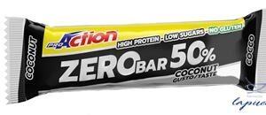 PROACTION ZERO BAR 50% COCCO 60 G