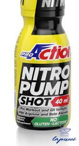 PROACTION NITRO PUMP SHOT 40 ML