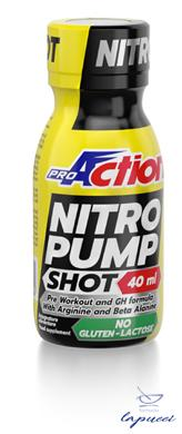PROACTION NITRO PUMP SHOT 40 ML