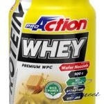 PROACTION WHEY RICH CHOCOLATE 900 G