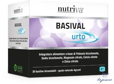 NUTRIVA BASIVAL URTO 120 G
