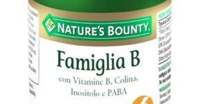 FAMIGLIA B 100 TAVOLETTE