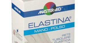 RETE TUBOLARE ELASTICA IPOALLERGENICA MASTER-AID ELASTINA MANO/
