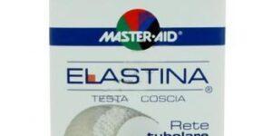 RETE TUBOLARE ELASTICA IPOALLERGENICA MASTER-AID ELASTINA TESTA