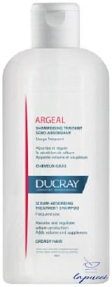 ARGEAL SHAMPOO 200 ML DUCRAY 2017