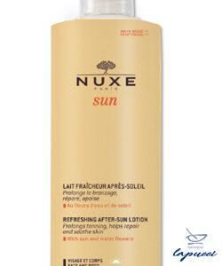 NUXE SUN LAIT FRAICHEUR APRES SOLEIL 400 ML