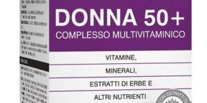 SWISSE MULTIVITAMINICO DONNA50 30 COMPRESSE