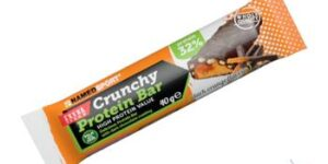 CRUNCHY PROTEINBAR DARK ORANGE 40 G