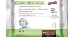 FIOCCHI DI RISO SALVIETTE TALCO NON TALCO