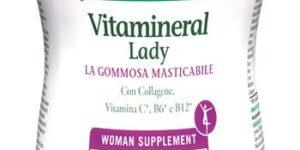 VITAMINERAL LADY 60 GOMMOSE MASTICABILI