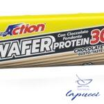 PROACTION PROTEIN WAFER CHOCOLATE 40 G