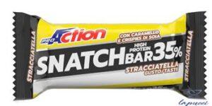 PROACTION SNATCH BAR 32% BARRETTA ALLA STRACCIATELLA 60 G