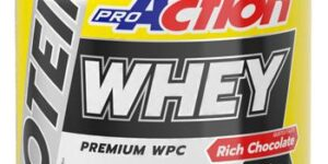 PROACTION WHEY RICH CHOCOLATE 400 G